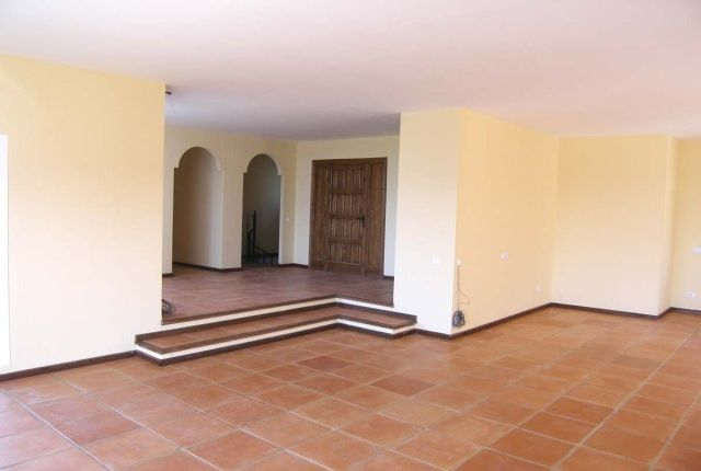 Entrance Hallway To Lounge