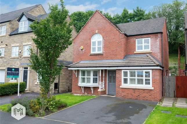 Thumbnail Detached house for sale in Marquess Way, Middleton, Manchester, Greater Manchester