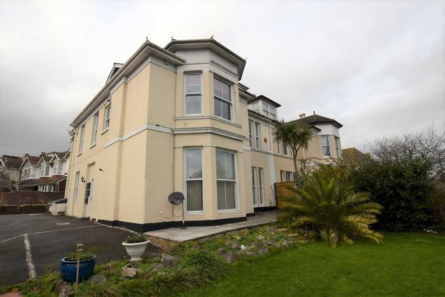 Thumbnail Flat for sale in Carlton House, 62 Dartmouth Road, Paignton, Devon