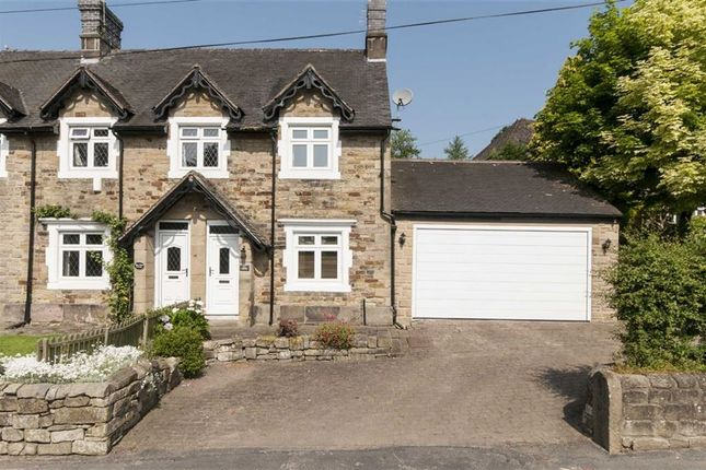 Thumbnail Cottage for sale in Main Road, Pentrich, Ripley