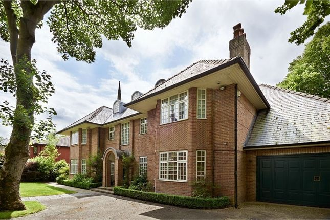Thumbnail Detached house for sale in Upper Park Road, Salford