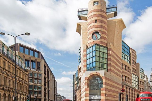 Office to let in 1 Poultry, London