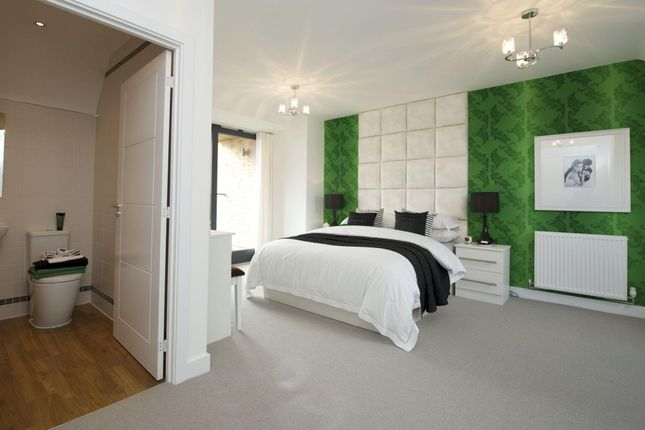 """Thumbnail End terrace house for sale in """"Swallow"""" at Derwent Way, York"""