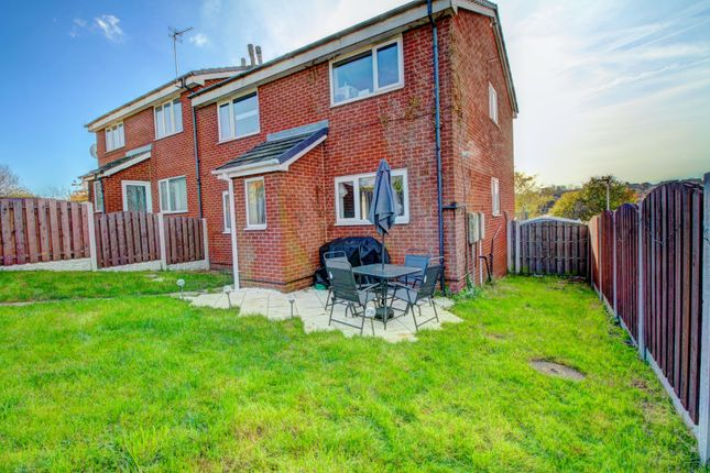 2 bed flat for sale in Foxcroft Grove, Killamarsh, Sheffield