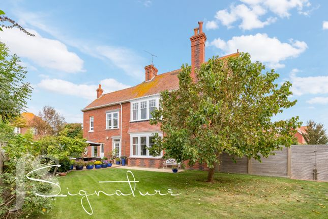 Thumbnail Detached house for sale in Abinger House, Abbey Road, Worthing