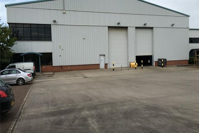 Thumbnail Warehouse for sale in Unit 1, Arbour Court, Knowsley Industrial Park, Arbour Lane, Knowsley, Liverpool