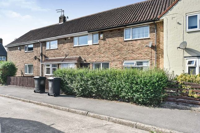 Thumbnail Terraced house to rent in Leconfield Close, Hull, East Riding Of Yorkshi