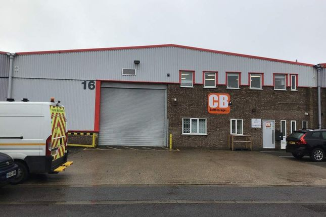 Thumbnail Warehouse for sale in Links Industrial Park, Trafalgar Way, Bar Hill, Cambridge