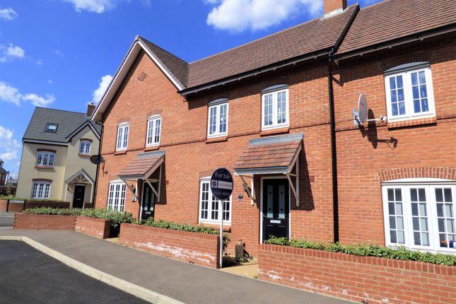 Thumbnail Terraced house for sale in Danegeld Avenue, Great Denham, Bedford