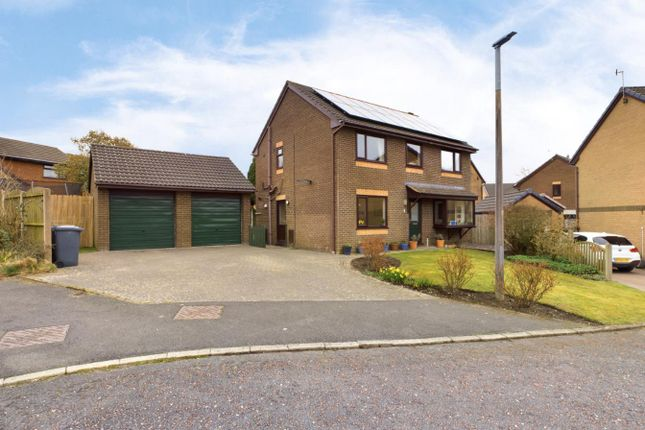 Thumbnail Detached house for sale in Greythwaite Court, Lancaster