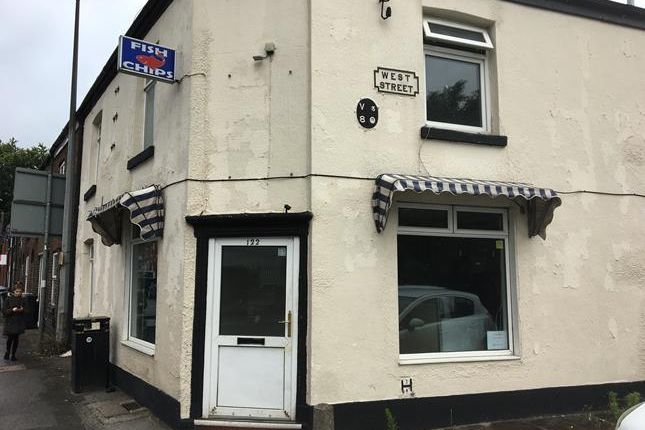 Thumbnail Commercial property for sale in 122 Chester Road, Macclesfield, Cheshire