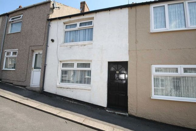 Thumbnail Terraced house for sale in Gladstone Street, Loftus, Saltburn-By-The-Sea