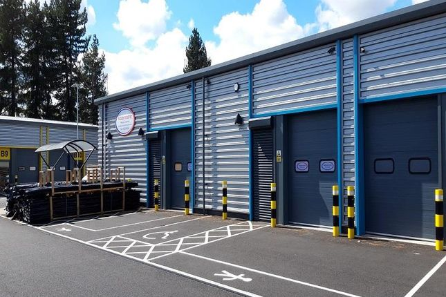 Thumbnail Light industrial for sale in Unit & A2, Ratio Park, Finepoint Way, Kidderminster, Worcestershire