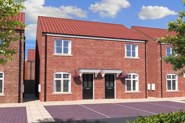 2 bed semi-detached house for sale in Pinfold Lane, Bridlington YO16
