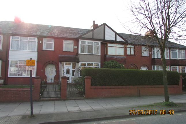 Thumbnail Terraced house to rent in Stockport Road, Ashton Under Lyne