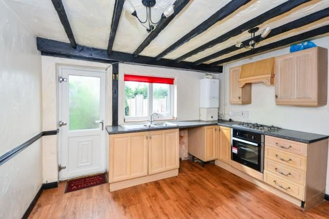 Kitchen of Newton Street, Mansfield, Nottinghamshire NG18