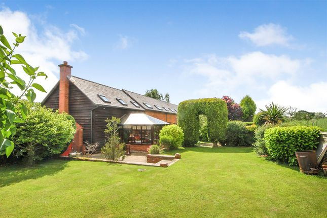Thumbnail Barn conversion for sale in Cotts Farm, Hereford