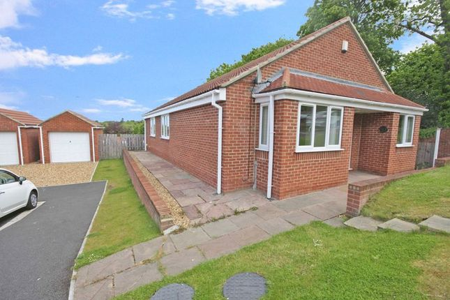Thumbnail Detached bungalow for sale in Fircroft Court, Loftus, Saltburn-By-The-Sea