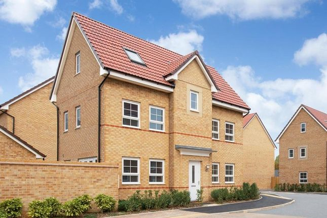 """Thumbnail Detached house for sale in """"Hesketh"""" at Dale Way, Fernwood, Newark"""