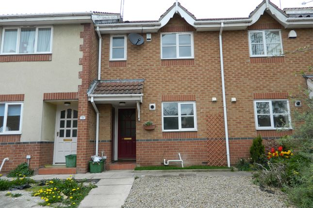 Thumbnail Terraced house to rent in Rill Court, Hemsworth, Pontefract