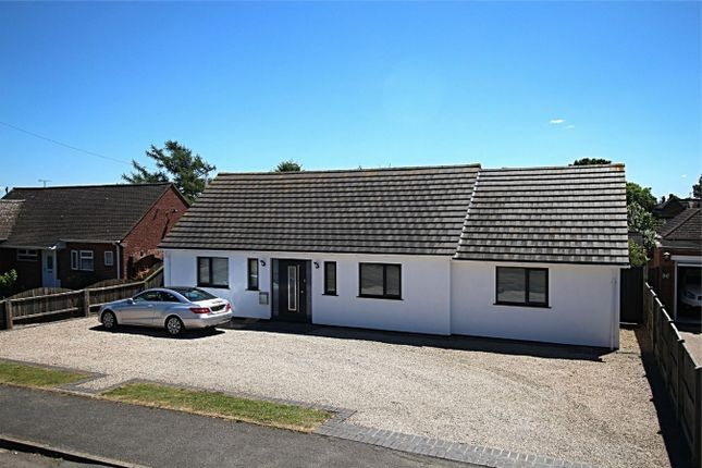 Thumbnail Detached bungalow for sale in Hartford, Huntingdon, Cambridgeshire