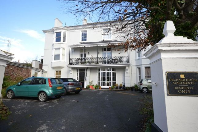 Thumbnail Flat for sale in Orchard House, 7 Orchard Gardens, Teignmouth, Devon