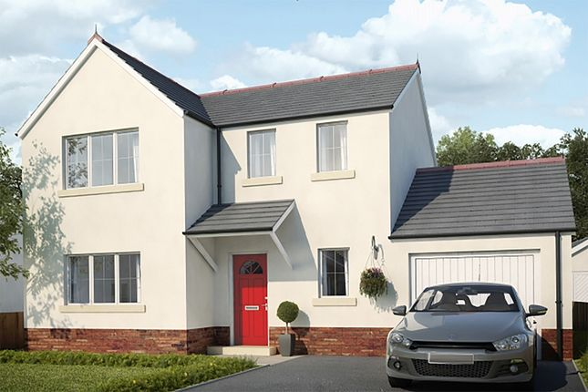 Detached house for sale in Plot 12 Maes Y Llewod, Bancyfelin, Carmarthen, Carmarthenshire