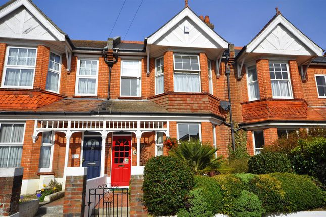 Thumbnail Terraced house for sale in Motcombe Road, Old Town, Eastbourne