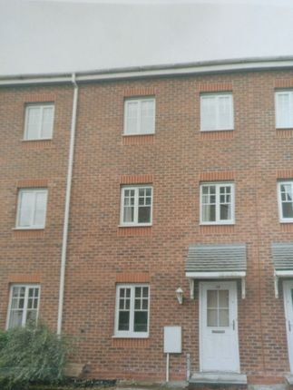 Thumbnail Terraced house to rent in Boatman Drive, Hanley, Stoke-On-Trent