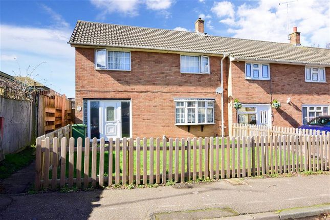 4 bed end terrace house for sale in Highland Avenue, Basildon, Essex SS16