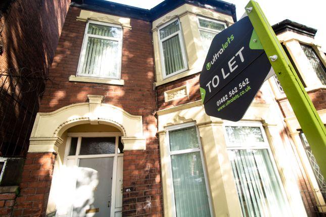 Thumbnail Studio to rent in 185 Boulevard, Hull