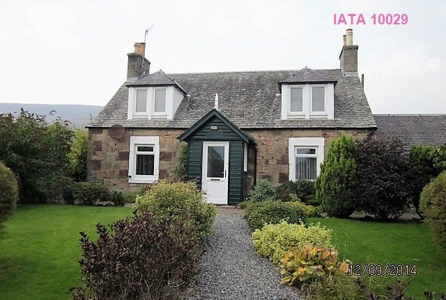 Thumbnail Detached house to rent in Dolphinton, West Linton