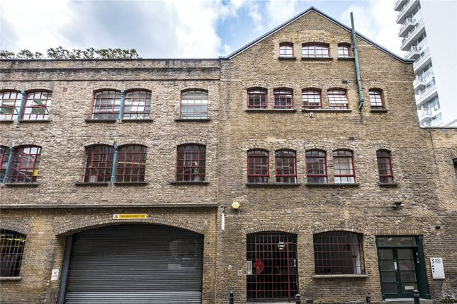 Thumbnail Flat for sale in Lloyds Wharf, Mill Street, London