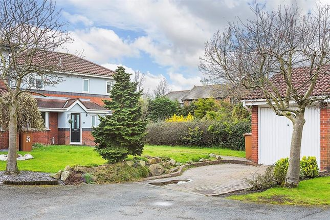 Thumbnail Detached house to rent in Langtree Close, Worsley, Manchester
