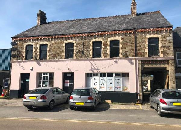 Thumbnail Property for sale in Cat And Fiddle, 1 St. Leonards, Bodmin, Cornwall