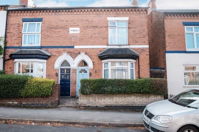Thumbnail End terrace house for sale in New Street, Erdington, Birmingham, West Midlands