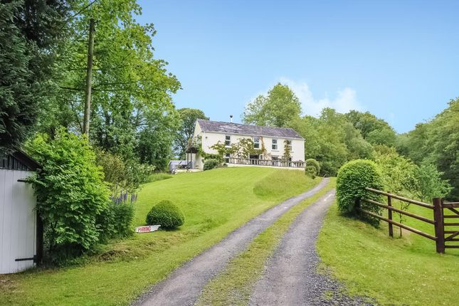 Thumbnail Detached house for sale in Pentre Ty Gwyn, Nr Llandovery