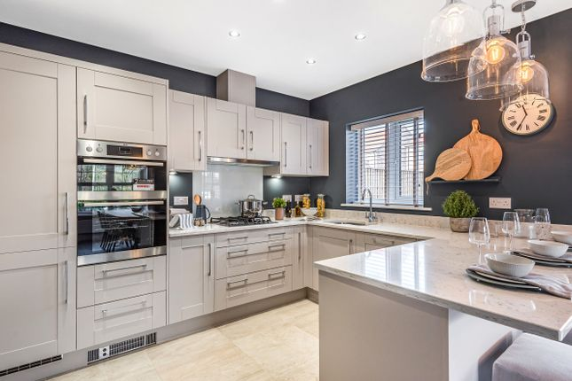 4 bed detached house for sale in The Cedar, The Meadows, Topcliffe Lane, Dishforth YO7