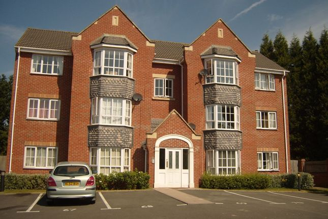 2 bed flat to rent in Towpath Close, Longford, Coventry CV6