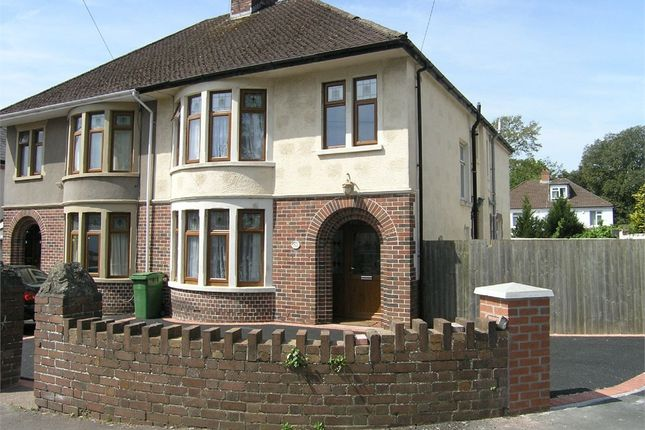 Thumbnail Semi-detached house to rent in Allensbank Road, Heath, Cardiff