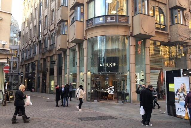 Thumbnail Retail premises to let in Unit 1, Exchange Street, Manchester