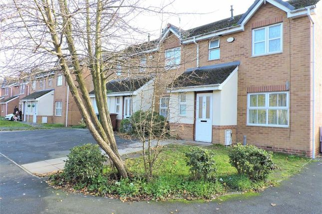Thumbnail End terrace house for sale in Caremine Avenue, Manchester, Greater Manchester