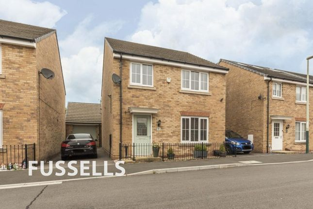 Thumbnail Detached house for sale in Waun Draw, Caerphilly