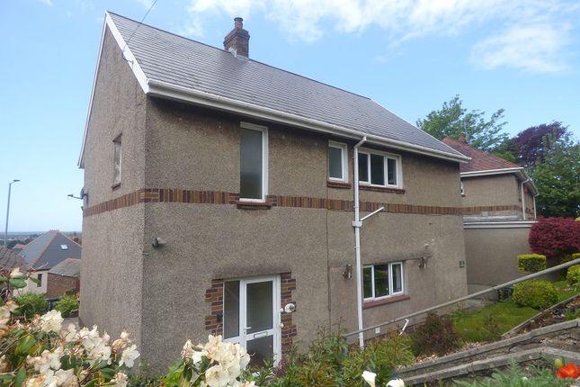 Thumbnail Maisonette for sale in Wellfield Road, Baglan, Port Talbot.