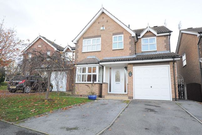 Thumbnail Detached house to rent in Poplars Way, Beverley