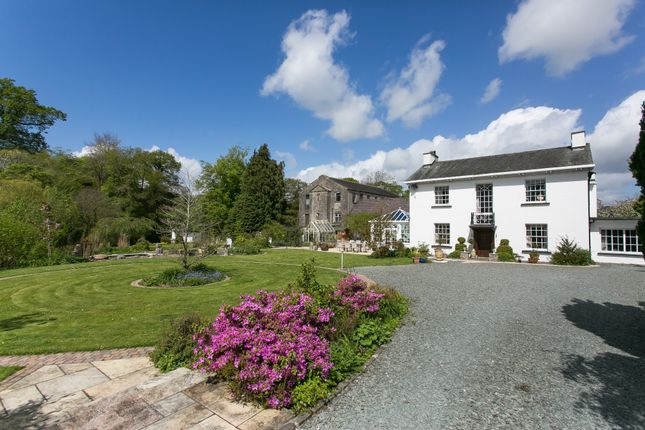 Thumbnail Detached house for sale in Bela House, Milnthorpe, Cumbria