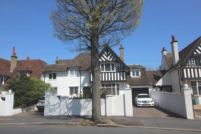 Thumbnail Link-detached house for sale in Kings Drive, Upperton, Eastbourne