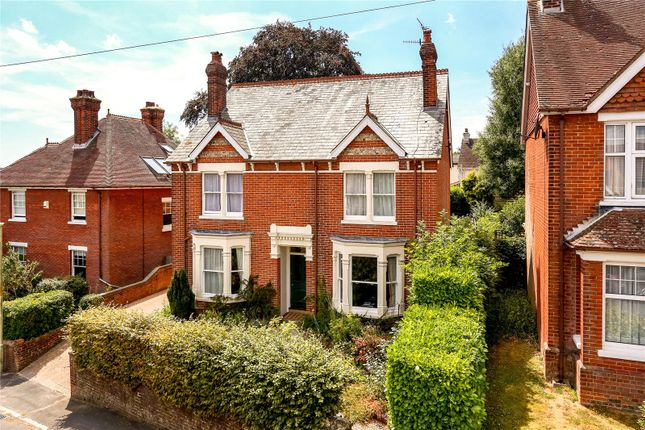Thumbnail Detached house for sale in Queens Road, Alton, Hampshire