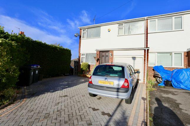 Thumbnail End terrace house to rent in Hag Hill Lane, Burnham, Slough