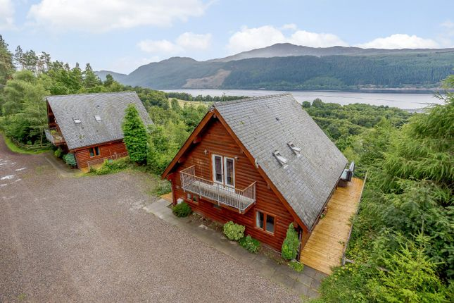 Thumbnail Detached house for sale in Lodges On Loch Ness, The Turns, Foyers, Inverness-Shire
